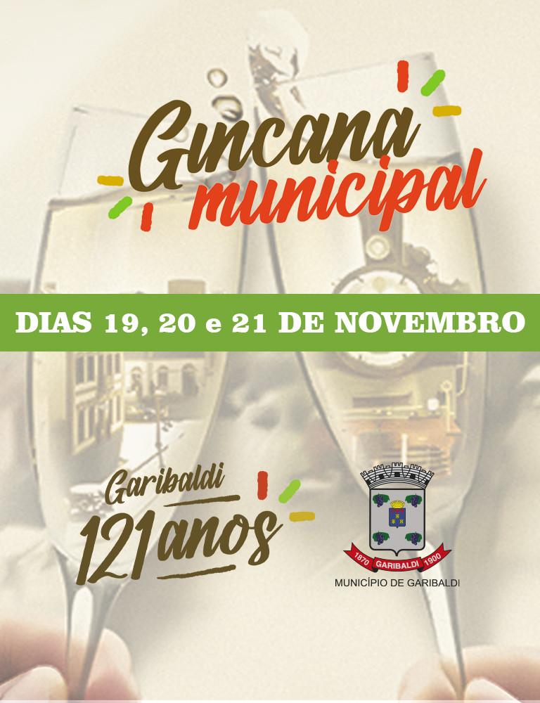 Banner 2 - Gincana Municipal