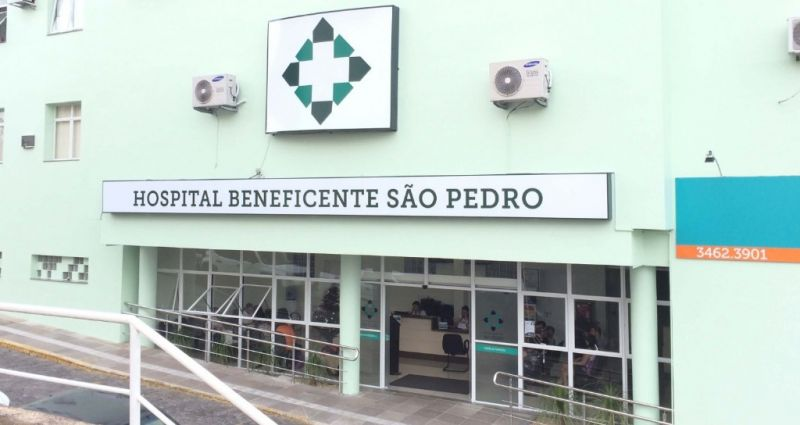 Foto de capa da notícia Hospital Beneficente São Pedro já recebeu mais de R$ 2,5 milhões em emendas parlamentares